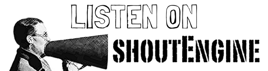 listen on shoutengine